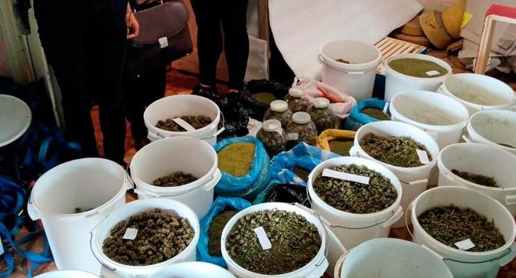 У жителя Николаевщины изъяли наркотиков на 8 млн грн
