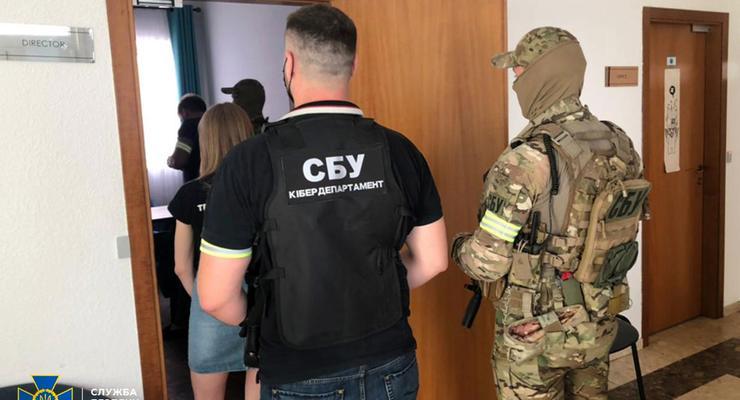 СБУ раскрыла преступную схему оформления документов моряков
