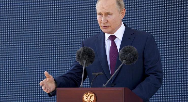 США раскритиковали Путина за слова об Украине