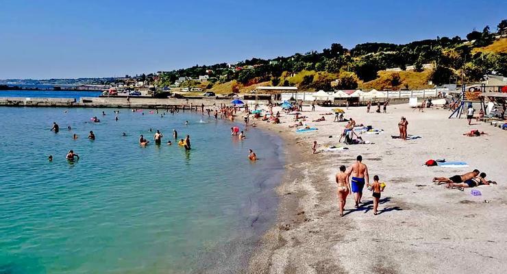 Пляжи Одессы непригодны для купания: В горсовете назвали причину