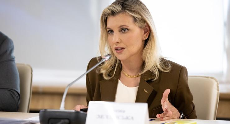 Елена Зеленская созвала саммит первых леди в Киеве