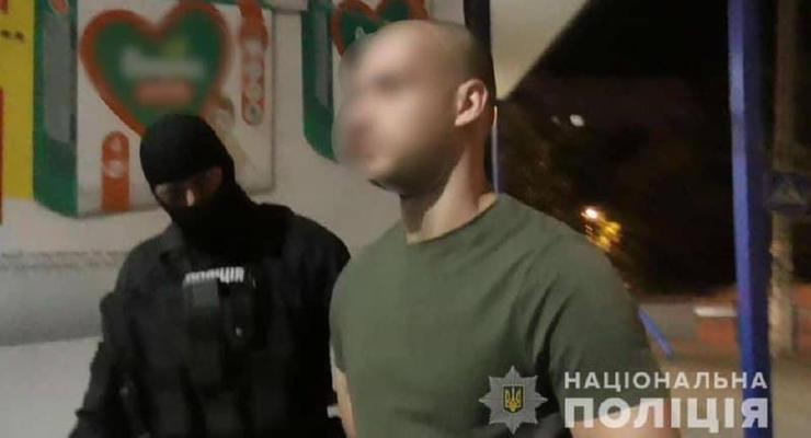 В Днепре задержали бандитов, зверски избивших активистку