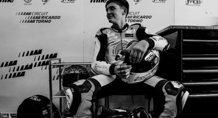 В Испании умер 14-летний мотогонщик