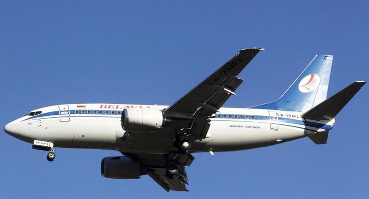 Белорусский самолет подал сигнал бедствия над Россией