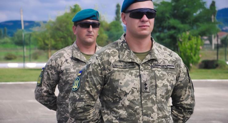 В Грузии начались учения Agile Spirit с участием украинских морпехов