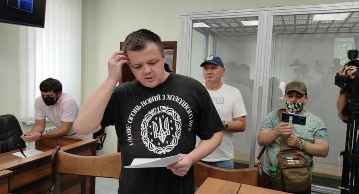Нардепа Семенченка снова отправили в СИЗО
