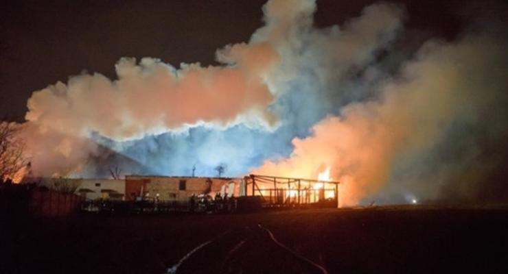 В РФ прогремел взрыв на магистральном газопроводе