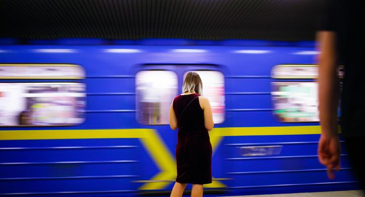В воскресенье в Киеве могут закрыть три станции метро