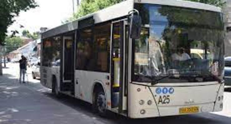 Жителей Кропивницкого будут вакцинировать в коммунальном транспорте