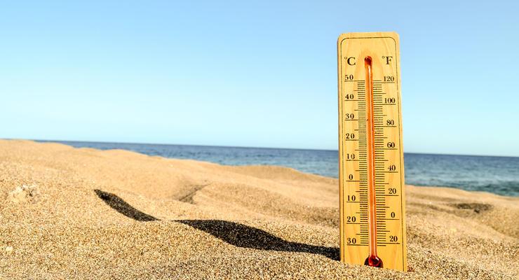 В ближайшие дни в Украине будет жарко: Термометры покажут до +37