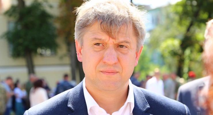 Данилюк прокомментировал конфликт с Миловановым
