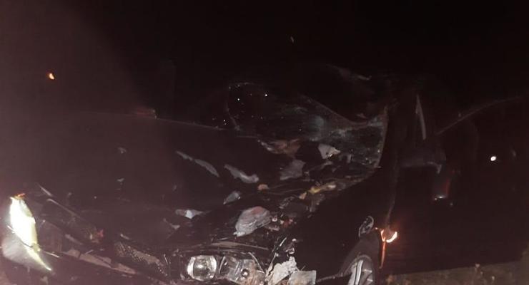 На Одесчине авто снесло велосипед: Два человека погибли на месте