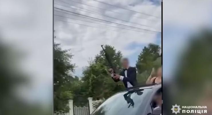 """Жениху из Буковины грозит срок за """"праздничную"""" стрельбу"""