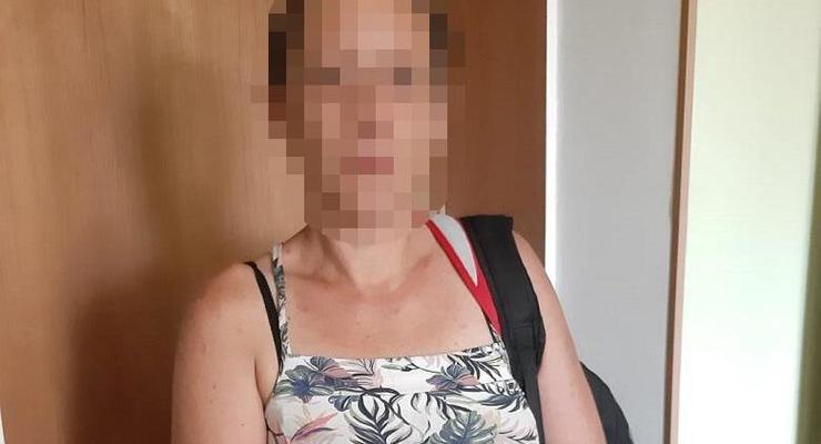 В киевском кафе женщина жестоко избила мужчину
