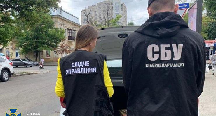 В Одессе хакеры взломали сети мобильной связи