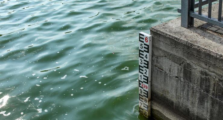 Сегодня ожидается подъем уровня воды в реках на западе Украины