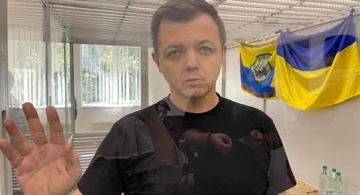 Экс-нардепа Семенченко оставили под стражей – решение суда