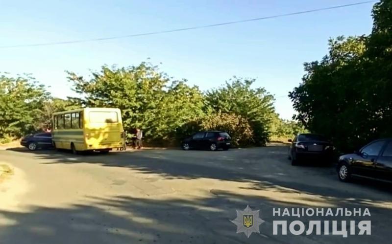 Фото с места происшествия / Полиция / Facebook