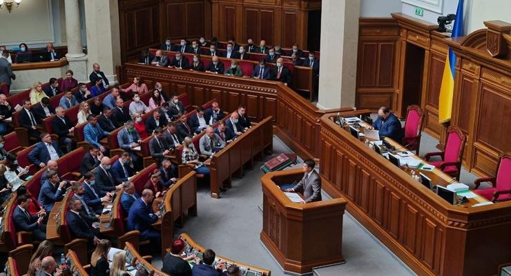 Выборы в Госдуму в ОРДЛО и Крыму: Рада потребовала новых санкций