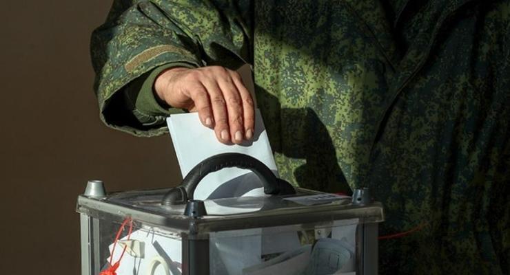"""Боевики на Донбассе проводят """"тренировочные"""" выборы в Госдуму, - разведка"""