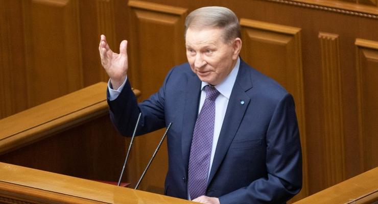 Только США могут повлиять на ситуацию вокруг Донбасса, - Кучма