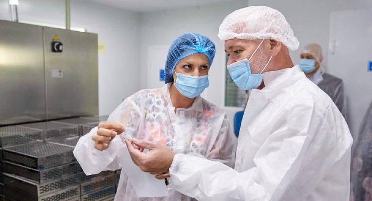 В 2022 году в Харькове запустят производство COVID-вакцин