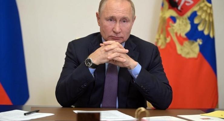 Путин на самоизоляции. Что происходит в Кремле