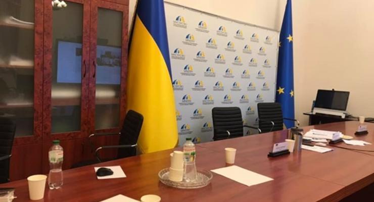 РФ вновь заблокировала работу подгруппы в ТКГ