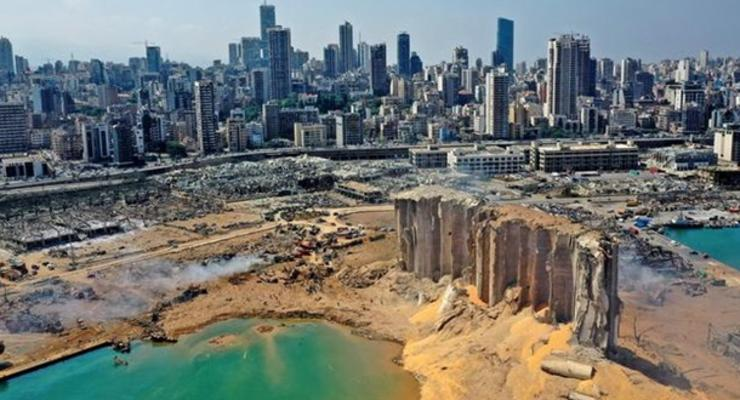 Взрыв в Бейруте. Оказались замешаны украинцы