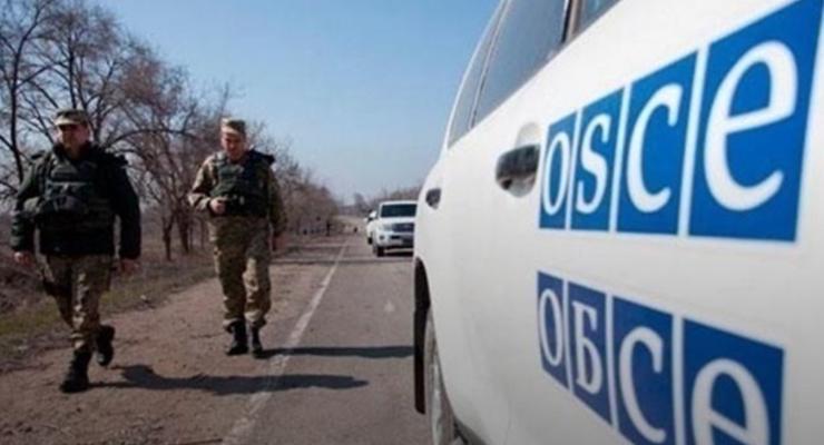 ОБСЕ: на Луганщине сепаратисты разместили десятки танков