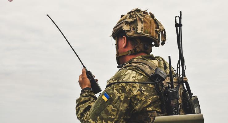 На Донбассе боевики совершили четыре обстрела за сутки, есть раненый