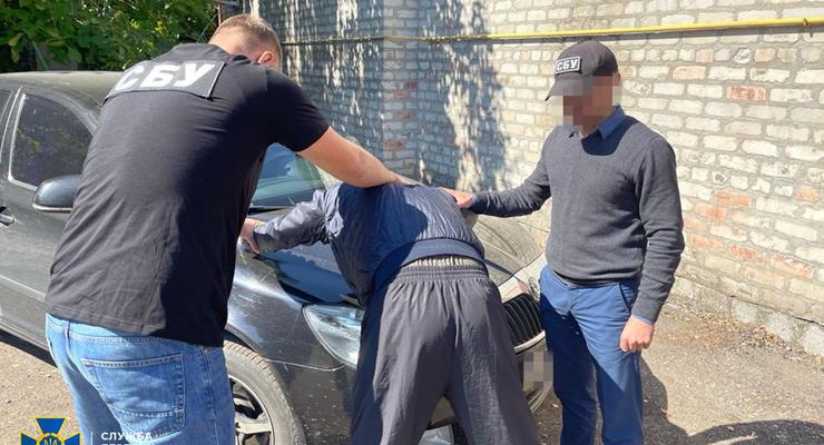 "СБУ задержала организатора ""референдума"" на Луганщине"