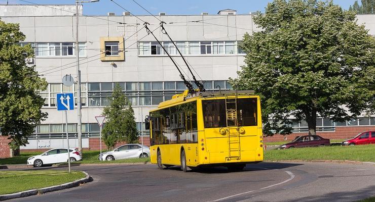 Киев будет контролировать температуру в маршрутках: Первый в Украине