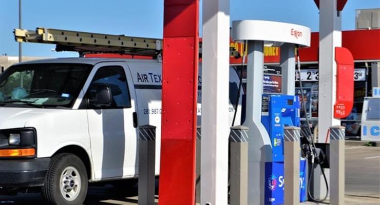 Цены на бензин резко выросли