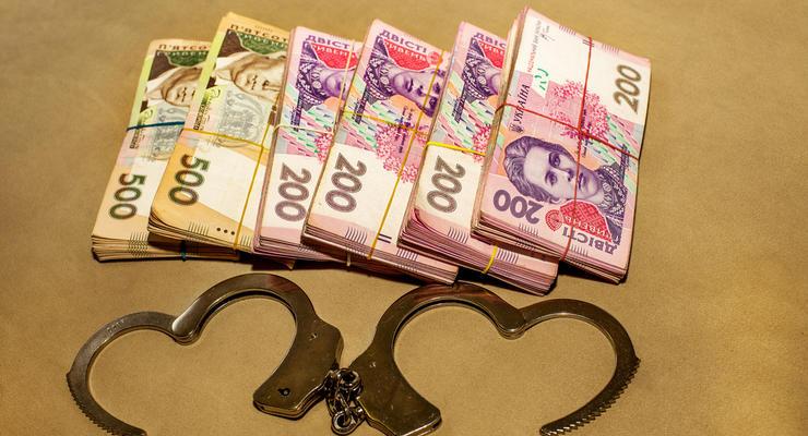 Где в Украине чаще всего берут взятки: Лидирует полиция