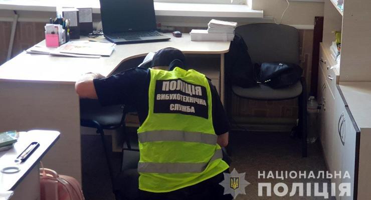 """На Полтавщине 6-летний ученик """"заминировал"""" свою гимназию"""
