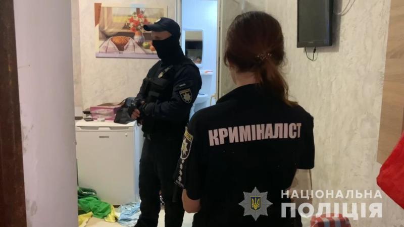 Фото с места обыска / od.npu.gov.ua