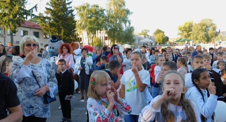 На Харьковщине установили национальный рекорд по пересвисту