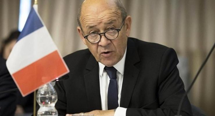МИД Франции оценил статус Британии в AUKUS