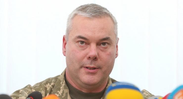 Наев рассказал, есть ли в Беларуси наступательные войска РФ