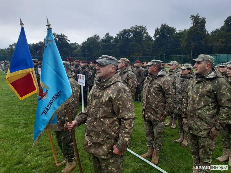 На Львовщине начались военные учения  / mil.gov.ua