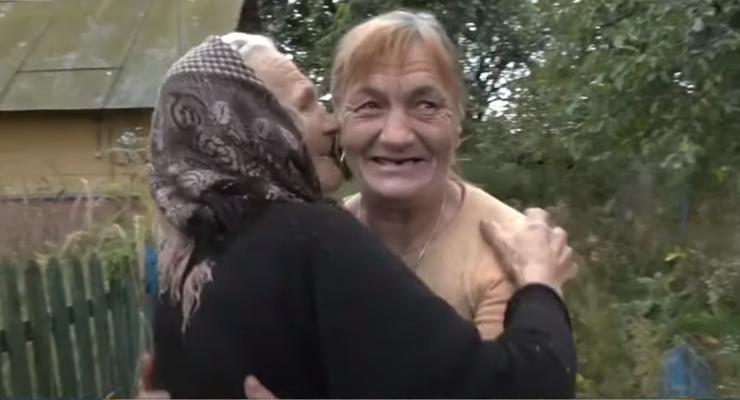 Волынянка вернулась домой через 4 месяца после своих похорон