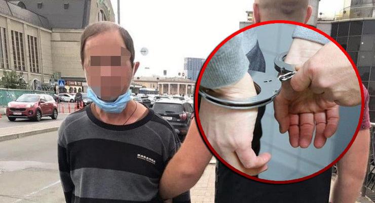 В Киеве взяли под стражу подозреваемого в развращении 8-летней девочки