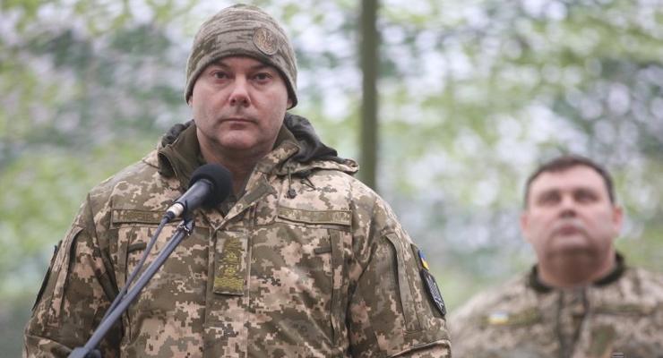 РФ может в любой момент напасть с Крыма, – Наев