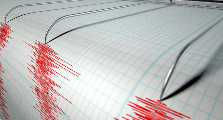 На Донбассе произошло трехбалльное землетрясение