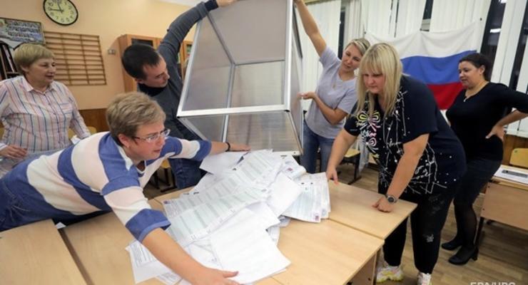 Номинальная демократия. Пресса о выборах в РФ