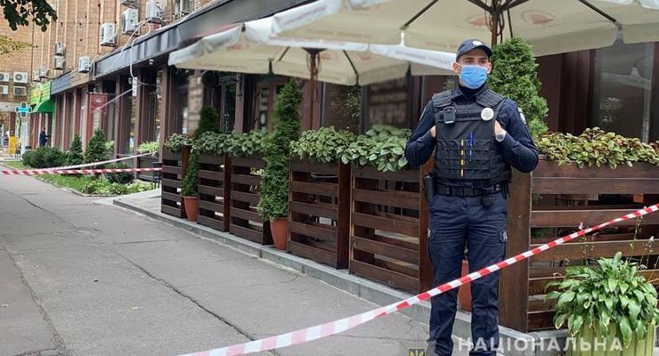 В Черкассах мужчину расстреляли из автомата возле кафе