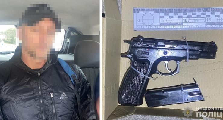 Во Львове поймали убийцу мэра курортного поселка в Крыму