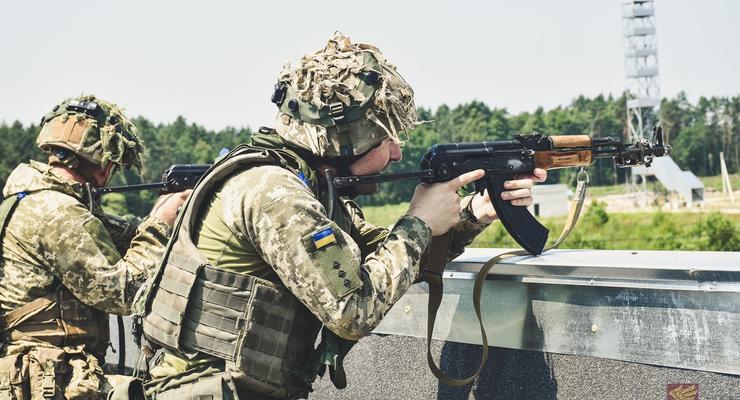 Боевики открывали огонь на Донбассе 5 раз за сутки
