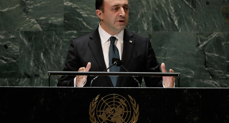 Грузия хочет подать заявку на вступление в ЕС до 2024 года